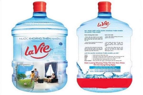 Địa chỉ mua nước khoáng Lavie bình uy tín nhất tpHCM