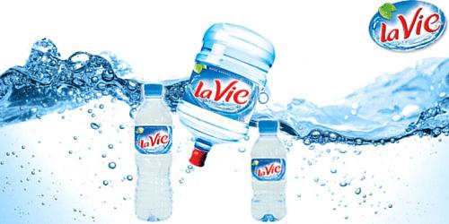 Nguồn nước khoáng Lavie có an toàn không ?