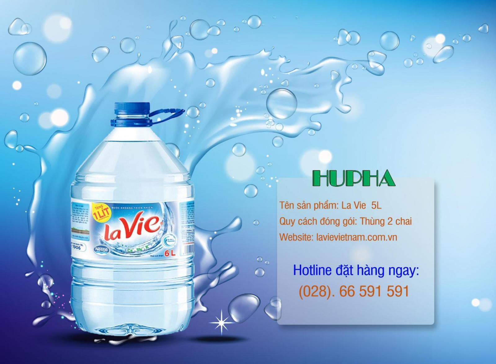 1 thùng nước lavie 500ml bao nhiêu chai